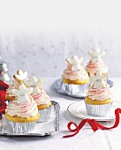 Christmas Baking - Twist on Tradition - Apple Cookie Cupcakes
