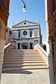 Chiesa San Sebastian, Venedig, Italien