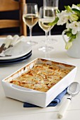 Leek & Potato Gratin