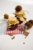 Toskanische Kastanienmarmelade