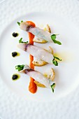 Toskanische Schwertfischröllchen