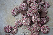 Chocolate jazzies
