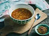 Süß-saure Chilisauce mit Jalapenos