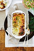 Maggie Beer - Maggie s Barossa Easter - Potato and fennel bake
