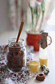 Minigugelhupfe und Eierlikör