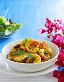 Barbecue Special - Spicy Pistachio Prawns