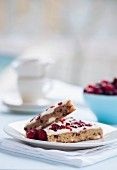 Cranberry slices