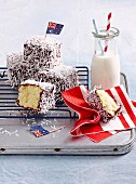 Quick and easy lamingtons