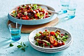 Vegeterian Ratatouille salad
