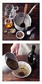 Fencheltrank nach Hildegard von Bingen in Flaschen ansetzen