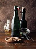 Common centaury wine à la Hildegard von Bingen