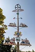 Maibaum, Bayern, Deutschland