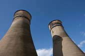 Tinsley cooling towers,Sheffield