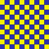 Uniform tiling pattern