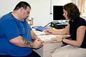 Obesity clinic dietician