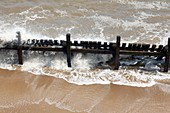Coastal defences,Norfolk