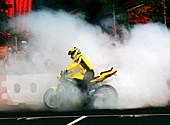 Dave Coates extreme Burnout