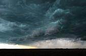 Thunderstorm and heavy rain