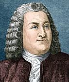 Albrecht von Haller,Swiss anatomist