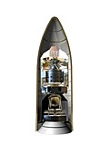Planck and Herschel launch configuration