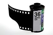 35mm photographic colour slide film