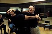 Private security combat training