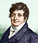 Joseph Fourier,French mathematician