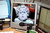Baby electroencephalography