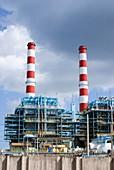 Power station,Florida,USA