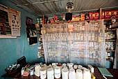 Rural pharmacy,Uganda