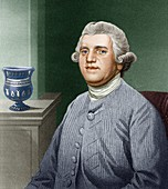 Josiah Wedgwood,British industrialist