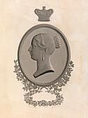 Victoria,Queen of the United Kingdom