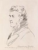 Alexander von Humboldt,German explorer