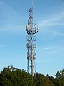 Communication mast