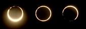 Total solar eclipse,2005