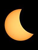 Total solar eclipse,2006