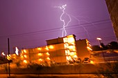 Electrical storm,USA