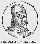 Rodolphus Agricola,Dutch humanist