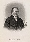 William Allen,English philanthropist