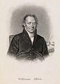 William Allen,English philanthropist