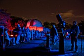 Astronomy gathering
