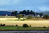 Rural landscape,Scotland
