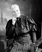 Jennie Trout,Canadian physician