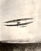 June Bug aeroplane,1908