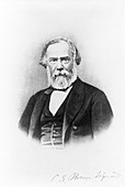 Charles Brown-Sequard French physiologist