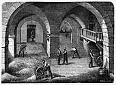 Brewery,19th century