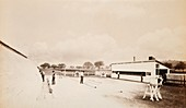 Muybridge motion study track,1870s