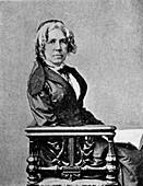 Maria Mitchell,US astronomer