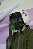 Russian fighter pilot