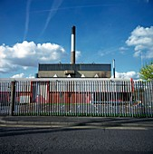 Eastcroft refuse incinerator